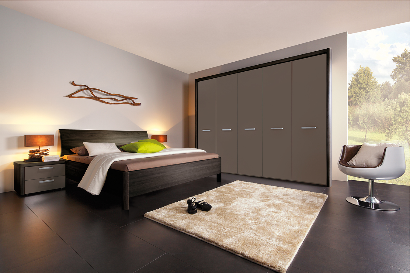 schlafzimmer treitinger m belhaus. Black Bedroom Furniture Sets. Home Design Ideas