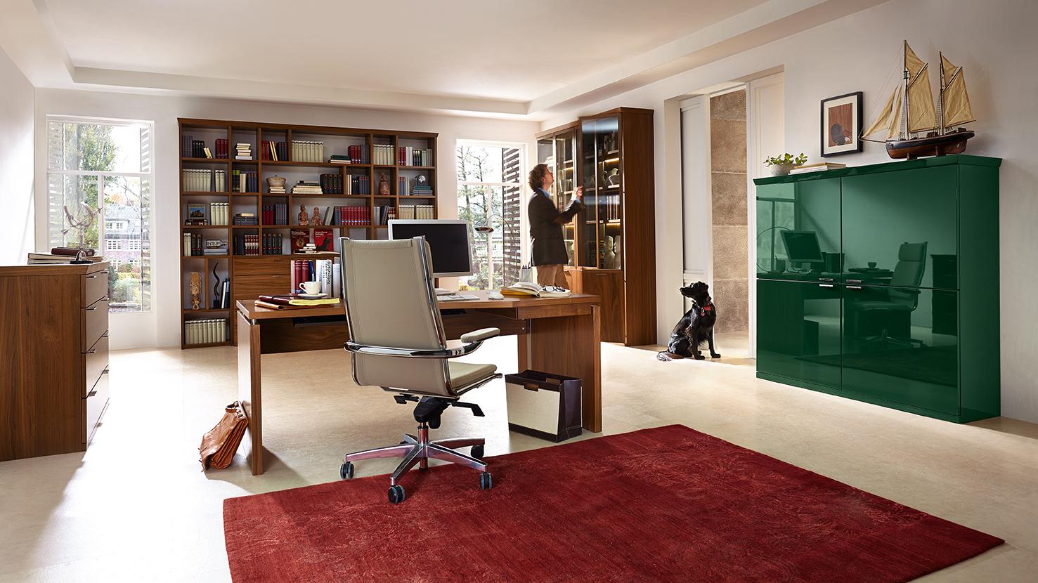 Arbeitszimmer Treitinger Möbelhaus